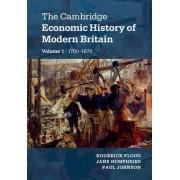 The Cambridge Economic History of Modern Britain 2 Volume Paperback Set by Roderick Floud