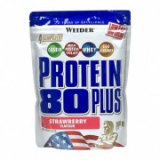 Weider Protein 80 Plus Strawberry 500g