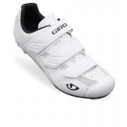 Giro Treble II Road Cycling Shoes - White - EU48