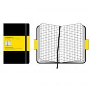 Moleskine - Kariertes Notizbuch, Pocket