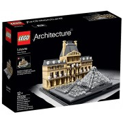 Lego Architecture - 21024 - Jeu de Construction - Le Louvre