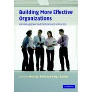 Building More Effective Organizations by Professor Ronald J. Burke