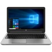 Laptop HP ProBook 650 G2 15.6 inch Full HD Intel Core i5-6200U 8GB DDR4 256GB SSD FPR Windows 10 Pro downgrade la Windows 7 Pro