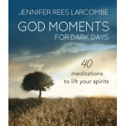 God Moments for Dark Days: 40 Meditations to Lift Your Spirits