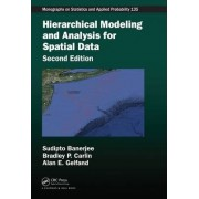 Hierarchical Modeling and Analysis for Spatial Data by Sudipto Banerjee