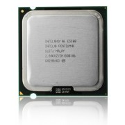 Procesor Intel Dual Core E5500 2.8 GHz 2 MB LGA775 82 mm2