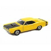 1969 Dodge Coronet Super Bee 1/24 Yellow