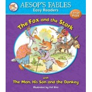 The Fox and the Stork by Val Biro