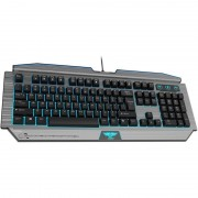Tastatura gaming Newmen GM100 Iron Gray
