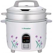 Premier ERC 22WP Electric Rice Cooker(2.2 L, White)