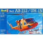 Revell Of Germany Bell Ab 212 Plastic Model Kit