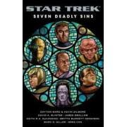 Star Trek: Seven Deadly Sins by Margaret Clark