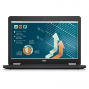 Laptop Dell Latitude E5250 12.5 inch HD Intel i3-5010U 12.5 inch HD 4GB DDR3 500GB HDD Linux Black