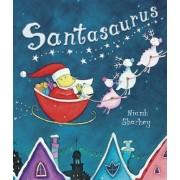 Santasaurus Midi Pbk by Niamh Sharkey
