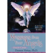 Messages From Your Angels Oracle Cards: Oracle Cards by Doreen Virtue