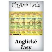 Chytrá Lola - Chytré karty - Anglické časy (CK06)