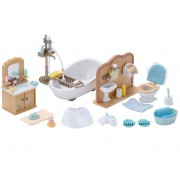Country Bathroom Set by Sylvanian Families