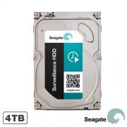 HARD DISK 4TB 7200RPM 64MB SEAGATE SURVEILLANCE HDD ST4000VX000