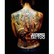 Juxtapoz - Tattoo by Juxtapoz
