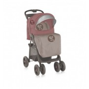 Детска лятна количка Lorelli Foxy Beige and Terracotta с покривало 2014