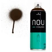 Spray Nou Colors 400ml Marrom Tabaco