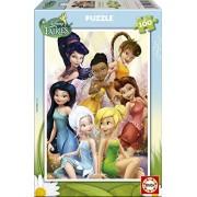 Disney - Puzzle de 100 piezas con diseño de Fairies (Educa Borrás 15934)