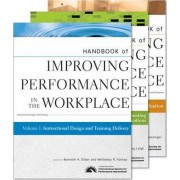 Handbook of Improving Performance in the Workplace: v. 1-3 by ISPI