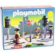Playmobil City Intersection Street