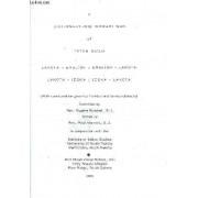 A Dictionary-Oie Wowapi Wan Of Teton Sioux - Lakota/English - English/Lakota