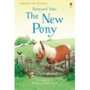 Farmyard Tales the New Pony by Heather Amery
