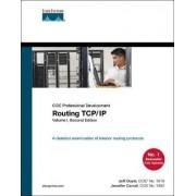 Routing TCP/IP: v. 1 by Jeff Doyle