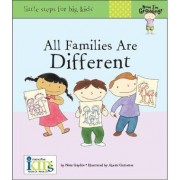 Now I'm Growing!: All Families are Different by Nora Gaydos