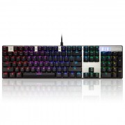 motospeed CK104 RGB Teclado gaming con luces