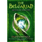 Belgariad 2: Queen of Sorcery by David Eddings