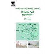 Integrative Plant Biochemistry: Volume 40 by John T. Romeo