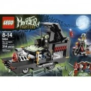 Toy / Game Amazing Lego Monster Fighters 9464 The Vampyre Hearse - Moonstone & 4 Weapons With Catapult Function by 4KIDS