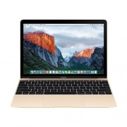 "LAPTOP APPLE MACBOOK RETINA INTEL DUAL-CORE M3 12"" MLHE2ZE/A"