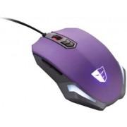 Mouse Gaming Tesoro Gungnir H5 (Mov/Negru)