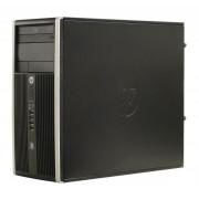 Refurbished - Calculator HP Compaq Elite 8300 Tower, Intel Core i7 3770 3.4 GHz, 4 GB DDR3, 128 GB SSD, DVDRW, Windows 7 Home Premium, Garantie pe Viata