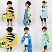 Baby Bath Towel Set of 3 (Up to 5 Years )