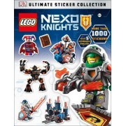 LEGO NEXO KNIGHTS Ultimate Sticker Collection by DK Publishing