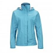 Marmot PreCip Jacket Damen Gr. L - blau / slate blue - Regenjacken