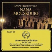 Nana Mouskouri - Live at Herod Atticus (0602498208762) (2 CD)