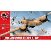 Airfix A03081 - Kit modellismo, Messerschmitt Bf110E, Military Aircraft, Serie 3, Scala 1:72