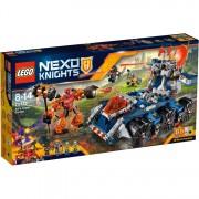 Nexo Knights - Axl's Torentransport