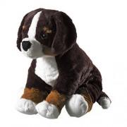 1 X Ikea Hoppig Bernese Burmese Mountain Dog Puppy Stuffed Animal Childrens Soft Toy Play By Hoppig
