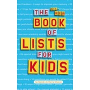 The All-New Book of Lists for Kids by Sandra Choron