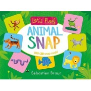 Let's Play! Animal Snap by Sebastien Braun