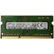 Samsung original 4GB, 204-pin SODIMM, DDR3 PC3L-12800, ram memory module for laptop ( M471B5173EB0-YK0 )