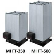 Szekrénybe építhető fűtőtest 250W /230V, 152x110x70mm